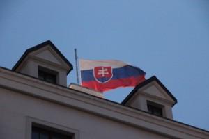 Bandera d'Eslovàquia