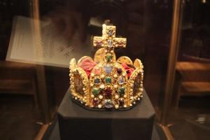 Corona imperial del SIRG