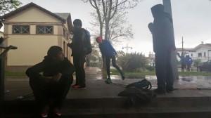 Preocupats per la pluja