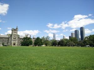 Campus de la Toronto University